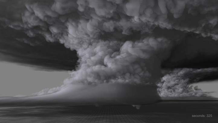 Seeing Inside a Supertwister
