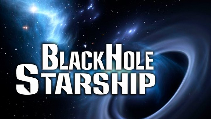 Black Hole Starship 4K