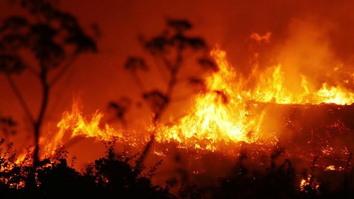 The Burning Earth 4k