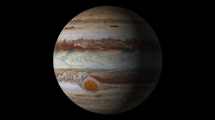 Jupiter as You've Never Seen It 4k