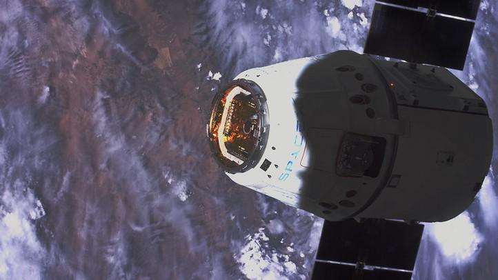 Space Rush 4k