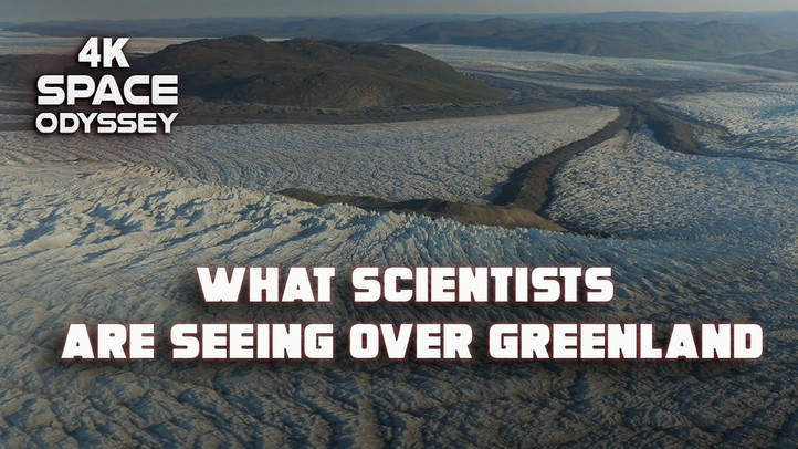 What Scientists Are Seeing Over Greenland 4k