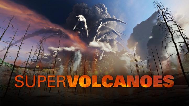 Super Volcanoes 4k
