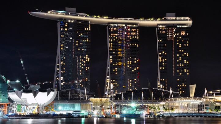 Singapore's Vegas