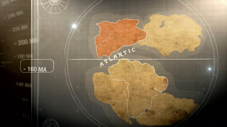 Origins of North America