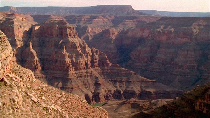 How The Grand Canyon Was Made