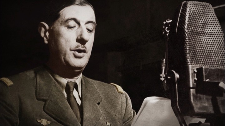 The Day When De Gaulle Chose War