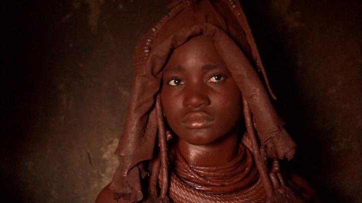 The Himba Bride