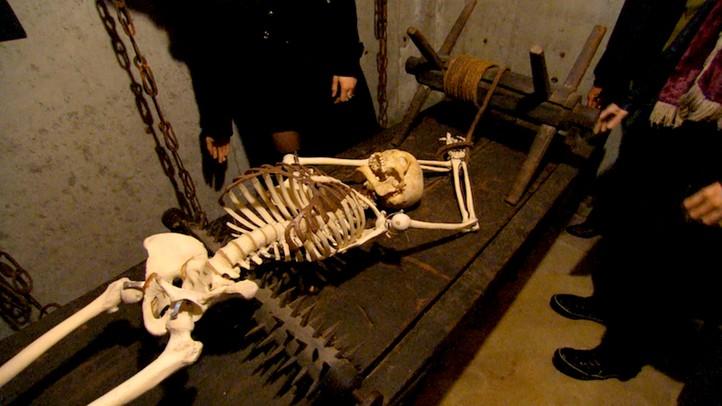 Nuremberg Torture Tools