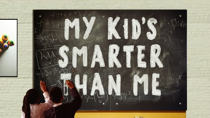 My Kid's Smarter than Me