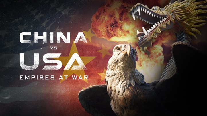 China vs USA: Empires at War