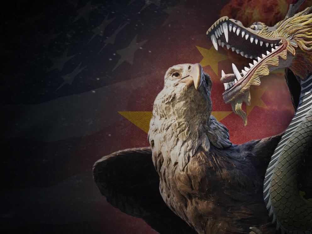China vs USA: Empires at War