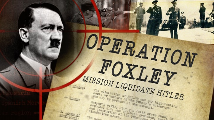 Operation Foxley: Mission Liquidate Hitler