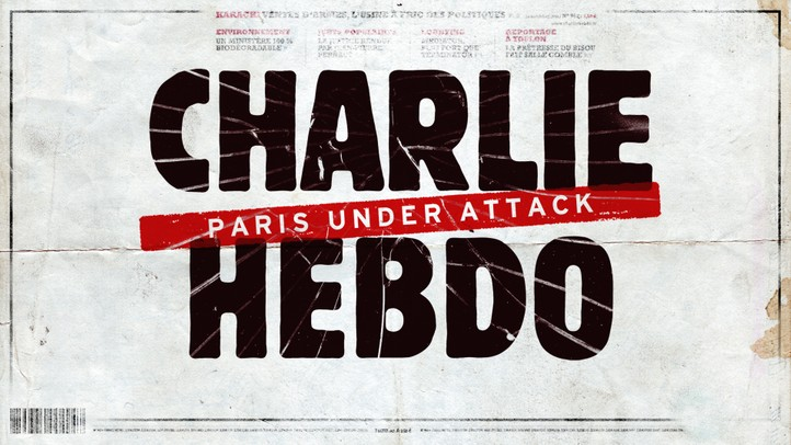 Charlie Hebdo: Paris Under Attack