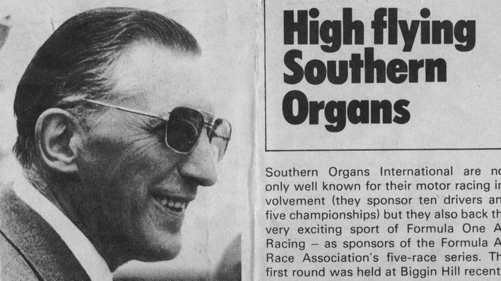 Southern Organs Case
