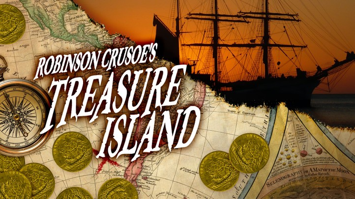 Robinson Crusoe's Treasure Island