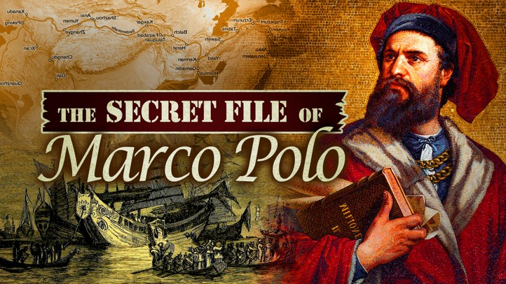 Secret File of Marco Polo