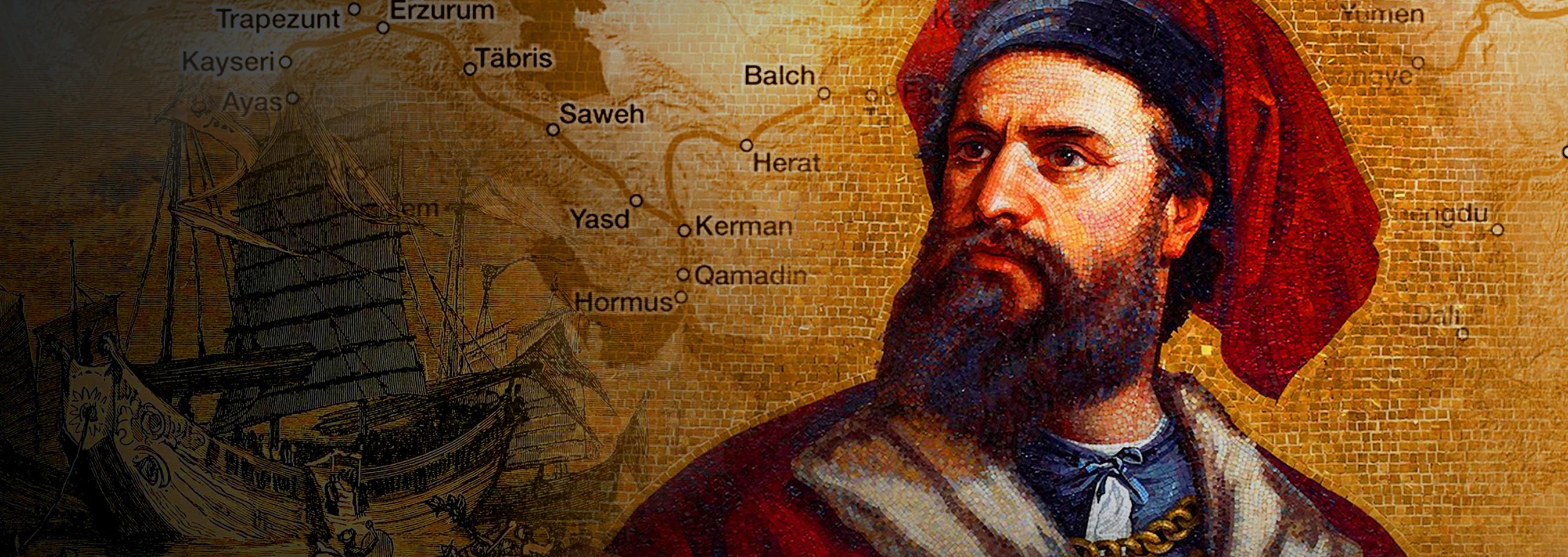 Secret File of Marco Polo