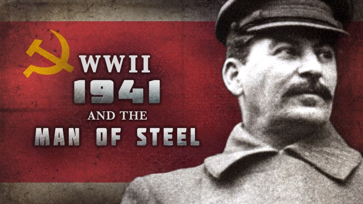 World War II: 1941 and the Man of Steel
