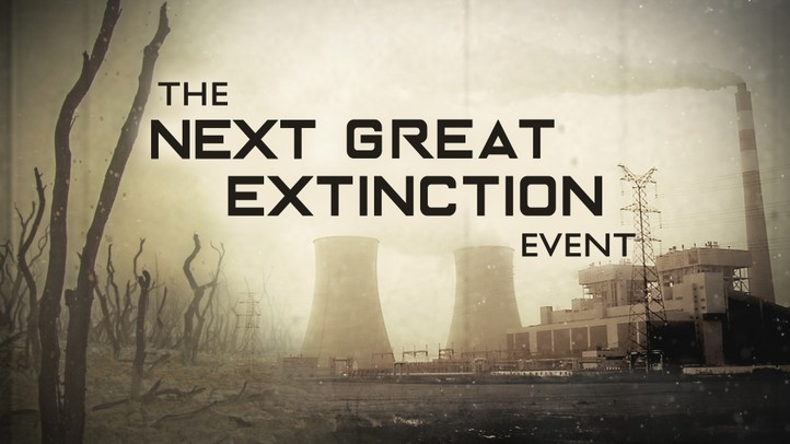 The Next Great Extinction Event 4k