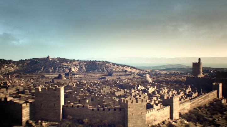 Crusade To Jerusalem