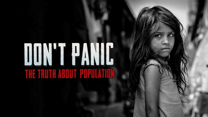 Don't Panic! The Truth About Population