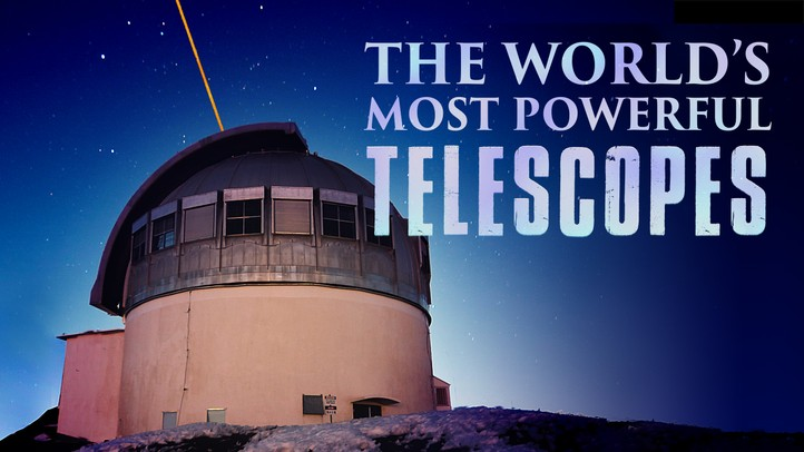 The World's Most Powerful Telescopes 4K