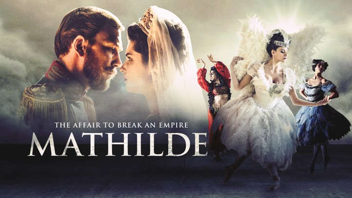 Mathilde: The Affair to Break an Empire