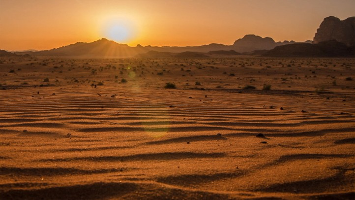 Jordan: Nature's Furnace
