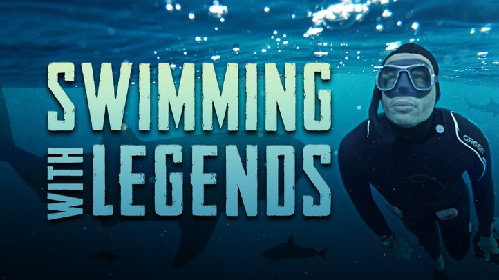 Swimming with Legends