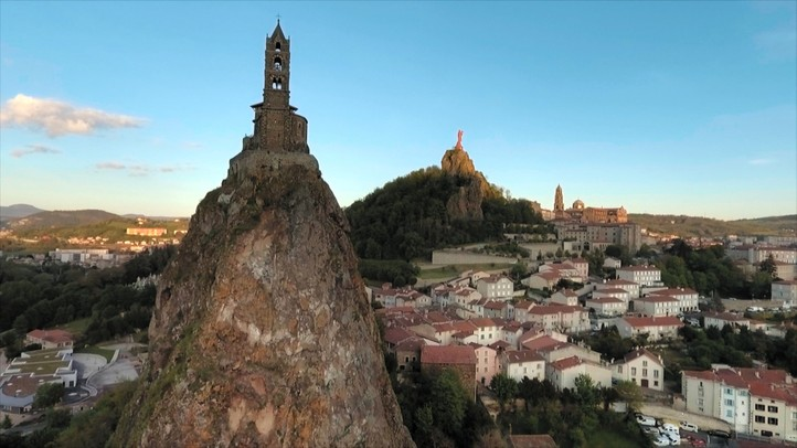 Auvergne: The Mysteries of it's Sleeping Giants