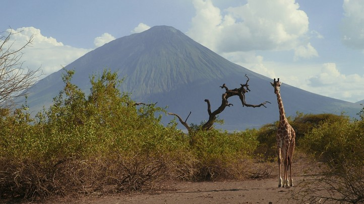 Tanzania: Volcano on Maasai Territory