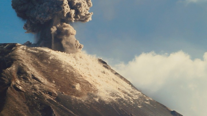 Ecuador: The Obstinate Inhabitants of Tungurahua