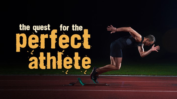 The Quest for the Perfect Athlete - Trailer