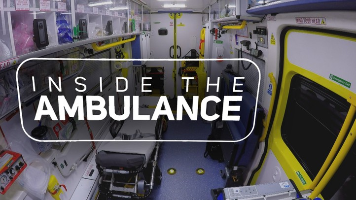 Inside The Ambulance- Trailer