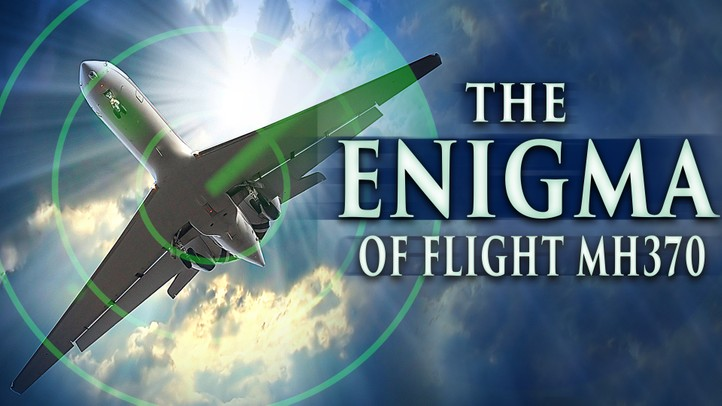 Enigma of Flight MH370
