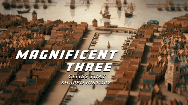 The Magnificent Three - Trailer