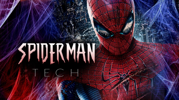 Spiderman Tech