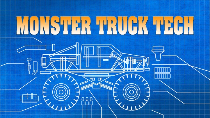Monster Truck Tech