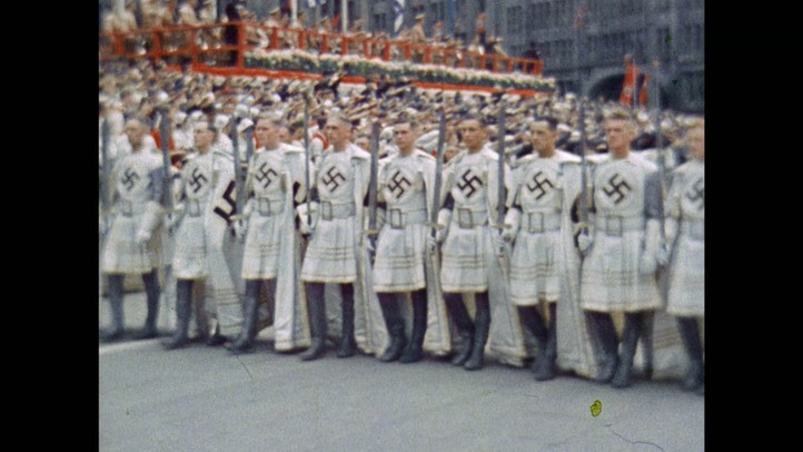 Shaping the Reich