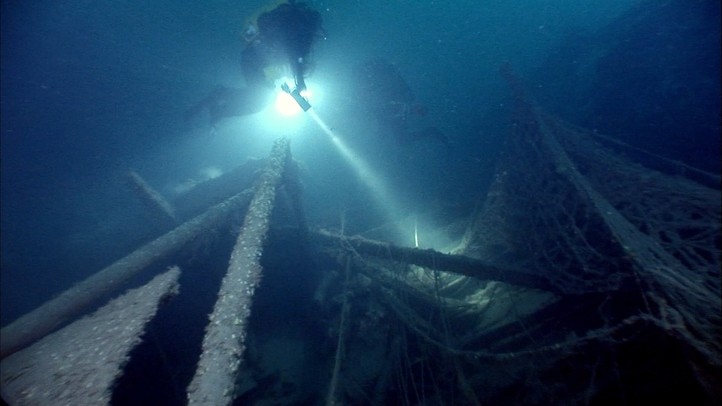 Search for the Bone Wreck
