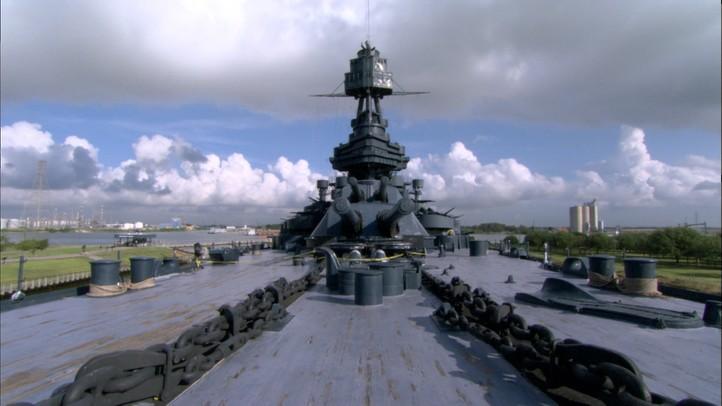 Death of a Battleship