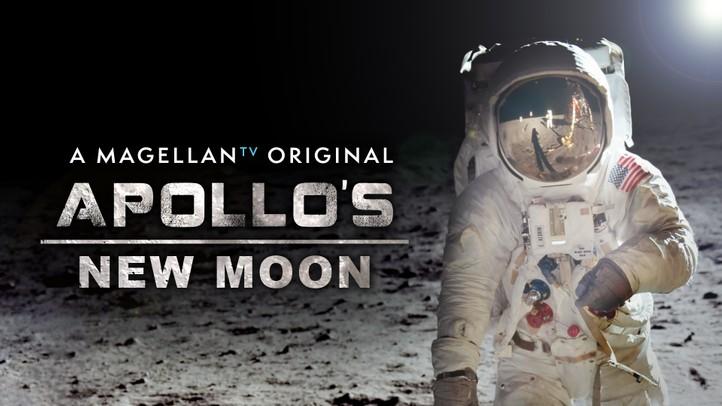 Apollo's New Moon 4K
