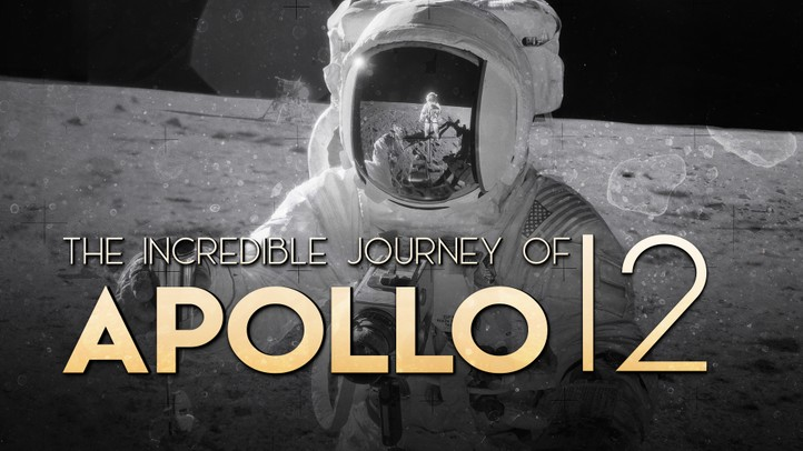 The Incredible Journey of Apollo 12 4K