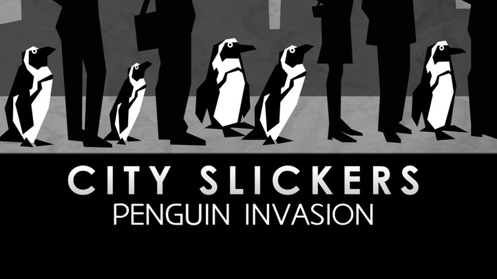 City Slickers: Penguin Invasion