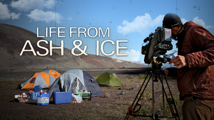Life From Ash & Ice