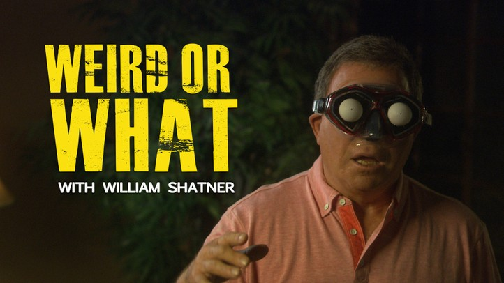 Weird Or What with William Shatner - Trailer