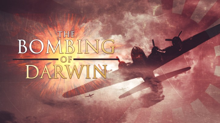 The Bombing of Darwin