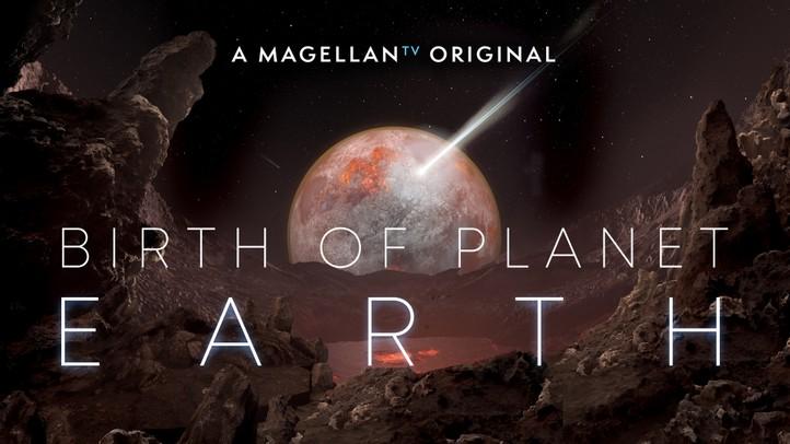 Birth of Planet Earth 4K