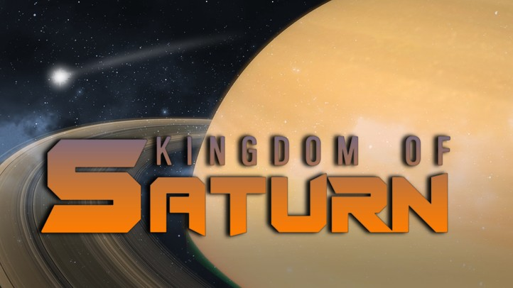 Kingdom of Saturn - 4k